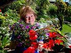 BLOOMIN' BEAUTIFUL: Teddy Gove will showcase her garden in the Buderim garden festival.