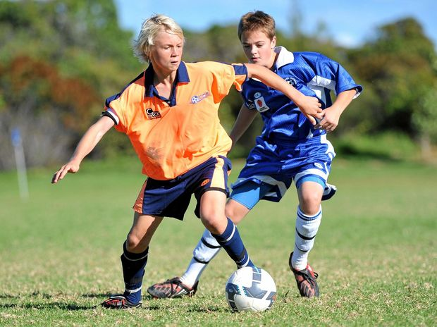 OPPORTUNITY KNOCKS: Talented North Coast Football juniors will have the chance to face Northern NSW's best.