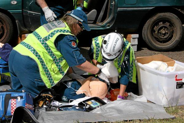 A Meet the Emergency Services day will be held in October.