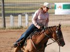 Two close friends from Roma will be raising money through barrel racing in November.