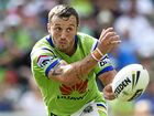 Canberra's Josh Hodgson has history in his sights as he looks to pull off an NRL premiership-Four Nations double by the end of the year.