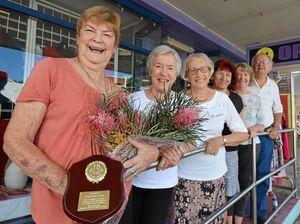 HELPING HAND: Margaret Ellis has volunteered at Helping Children Smile in Nambour for 15 years.
