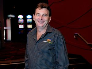 Caboolture Sports Club CEO Kelvin Patch argues the revenue raised from pokies goes to good use back into the community.