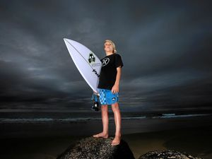 Kingscliff grom forges his own path to junior elite