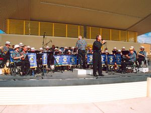 Town bands of the Sunshine Coast