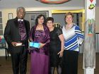 More than 80 dancer attended the Springtime Ball held at The Caves Recreational Hall.