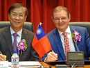 New agreement to open floodgates for investment and cultural exchange between Ipswich and Taiwan