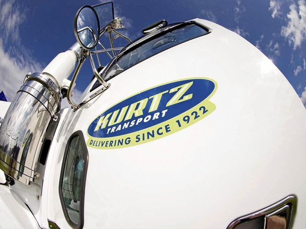 Kurtz Transport.
