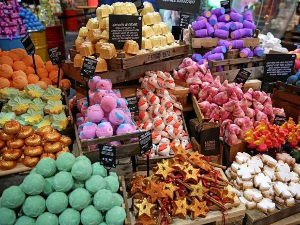 Rockhampton residents want LUSH to come to town.