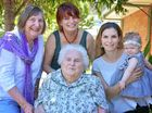 Fifth generation arrives for Gympie family