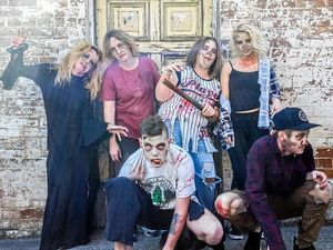 Young people are coming together for a Zombie Walk for youth mental health on October 8.