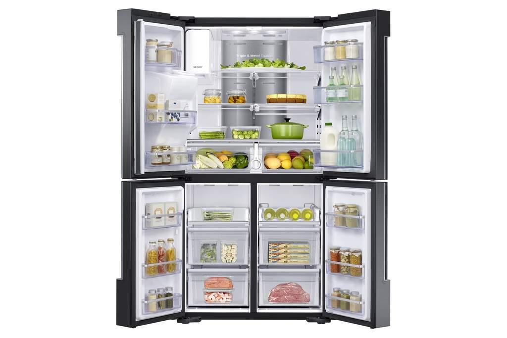 Samsung Family Hub fridge.
