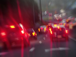 Major congestion on Pacific Hwy marks start to holidays