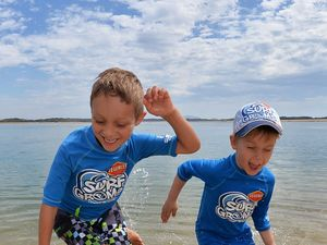 School Holidays-Cotton Tree.