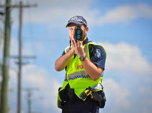 Police to crack down after hoons take over Gladstone roads