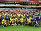 They gave away size to their State Development Cup final opponents Harris Fields State School and over 800 kilometres.