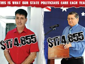SALARIES: Are our state politicians earning their keep?