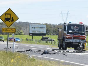 Elderly couple killed in horror highway head-on collision