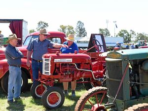 Trucks, tractors take to the Gatton showgrounds