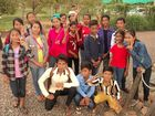 Future for Cambodian kids shaped by Noosa gifts