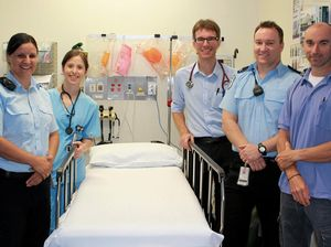 Better security for staff at Caboolture Hospital