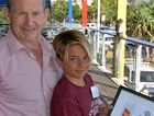 Cool-headed Ben, 11, saves the day for swimmer