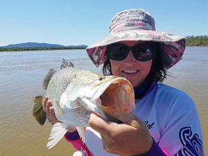 The 2016 Women That Fish Barra Classic competition