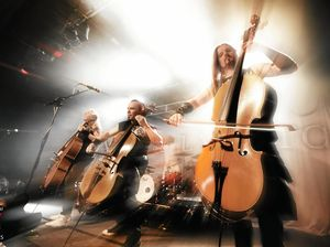 Apocalyptica 'seek and destroy' sceptics with 'master' set