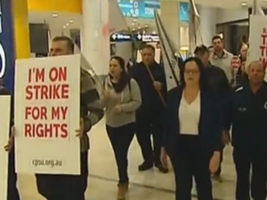 Strikes close Airports and Cruise Terminals