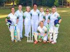 THERE'S plenty of excitement surrounding the first ever Sunshine Coast women's cricket competition.