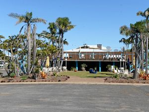 The Woodgate Beach Hotel.