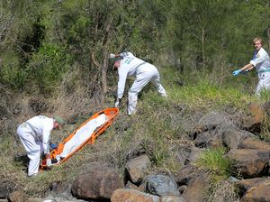 VIDEO: Body found partially submerged at Banora Point