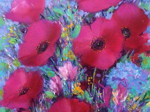 Monet's garden series