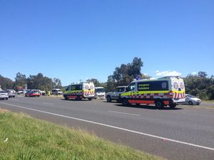 Chinderah crash cleared on Pacific Highway
