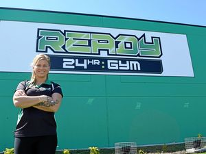 BUSINESS READY: Ready 24 Gym owner Nissa Ramm opened the new gym facility over the weekend.