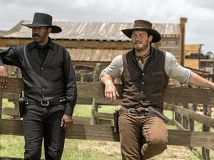 Magnificent Seven a shooting success