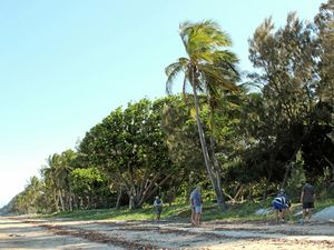 Beach repairs, goodwill washed away by threat of $1.7m fine