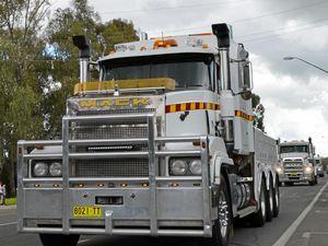 PHOTOS: Riverina Truck Show