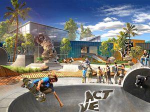 Rides for Sunshine Coast's new $400m water park revealed