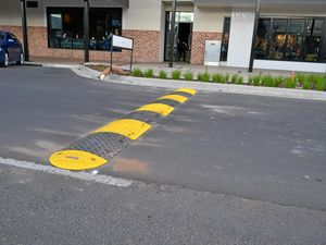 Will speed bumps make Roma's CBD safer?