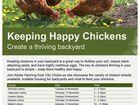 Create a thriving backyard
