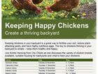 Create a thriving backyard
