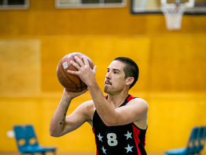 Gympie Men's basketball: All-Stars
