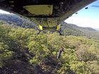 CQ bushwalker airlifted after serious fall