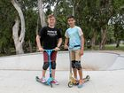 THEY'RE just 12 years old, but mates Flynn Bushell and Ethan Laval are proof anyone can make a difference with a little passion and a whole lot of leg work.