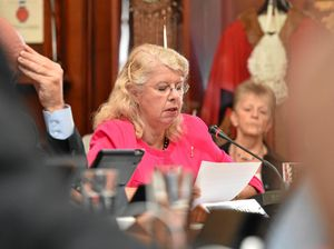 Councillor Anne Maddern said fracking was an issue for the State Government.