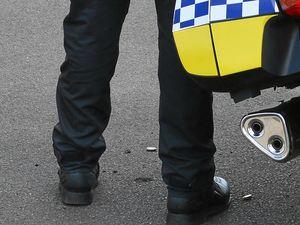 Bundy police officer accidentally discharges gun