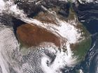 Bureau of Meteorology warns South Australians to expect more destruction as gale-force winds hitting up to 140kph slam into the state.