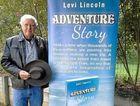 Author Wes Houk, aka Levi Lincoln.