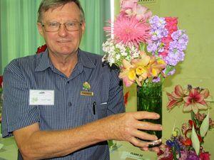 Which was the best flower at the Murwillumbah Garden Show?